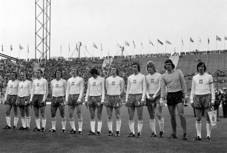 1974 r.  Mistrzostwa Świata w RFN