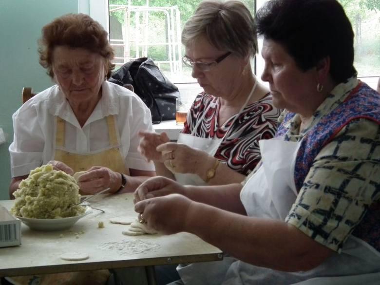 W Budachowie trwają przygotowania do pierogowego festynu