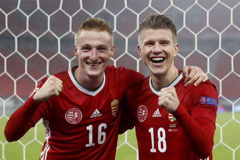 Kim nas postraszą? Optymalny skład Węgier na mecz z Polską