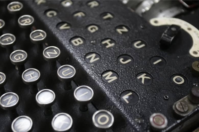 Enigma uchodziła za Kod Enigmy uchodził za niemożliwy do złamania.