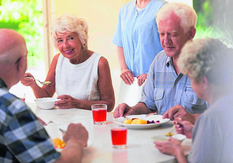 Zakwaterowanie i wyżywienie w sanatorium uzdrowiskowym jest odpłatne
