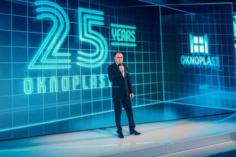 Adam Placek, założyciel firmy OKNOPLAST