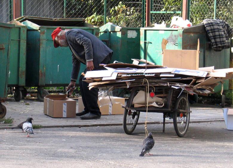 Więcej biedy niż w Polsce jest tylko w Rumunii i Bułgarii. Fot. Archiwum