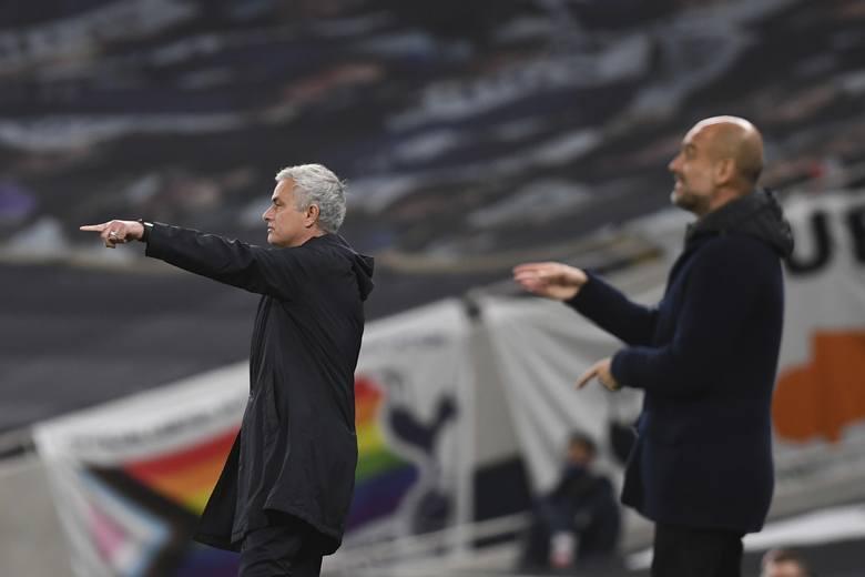 Mourinho ograł Guardiolę, Spurs wygrali z Manchesterem City