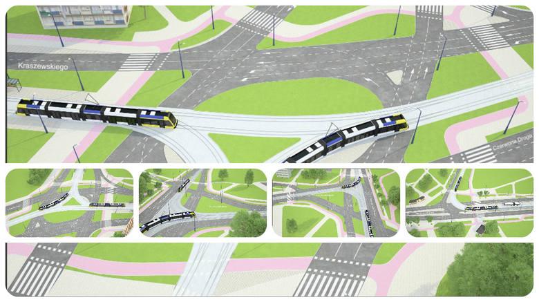 W centrum Torunia powstanie nowa linia tramwajowa. Istniejące linie czeka z kolei gruntowna modernizacja, połączona z przebudową terenu przy placu Rapackiego.