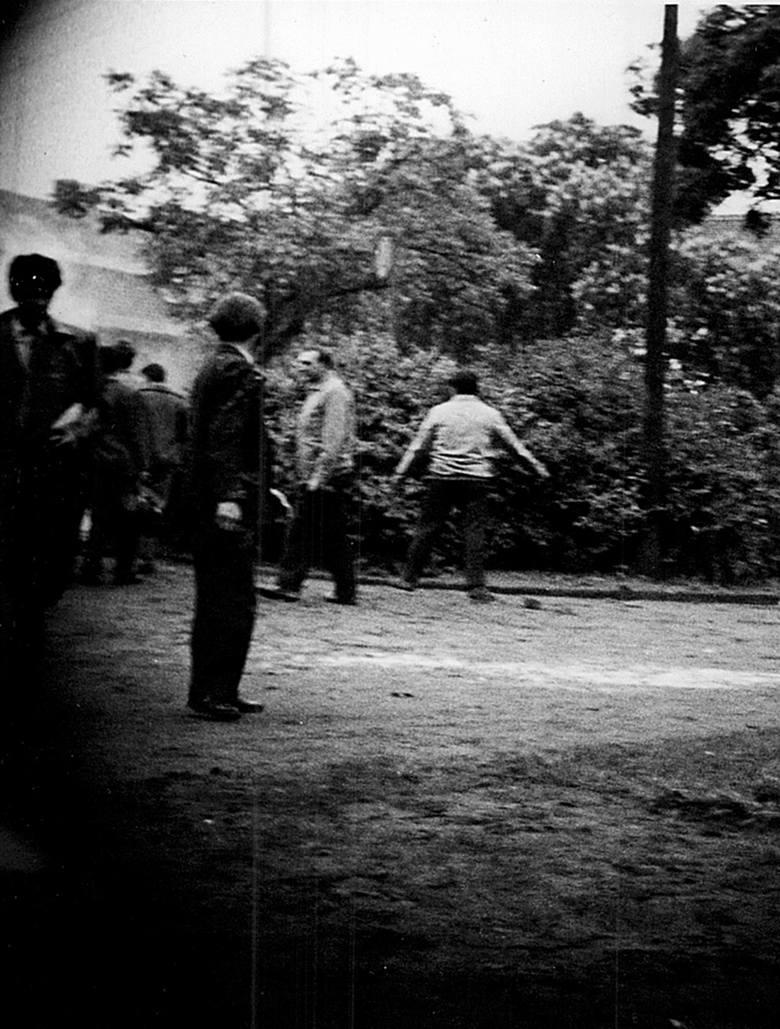 30 maja 1960 roku pięć tysięcy zielonogórzan wyległo na ulice by bronić Domu Katolickiego.