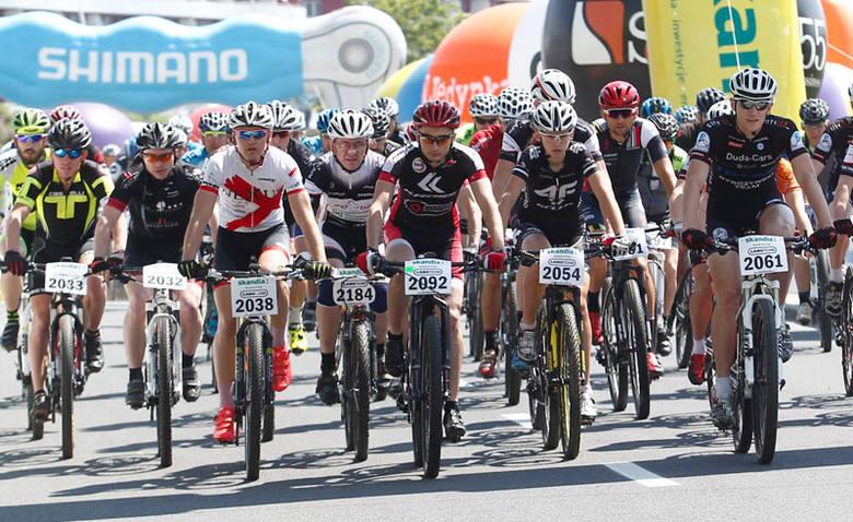 Kolarski Maraton Lang Team w Rzeszowie.