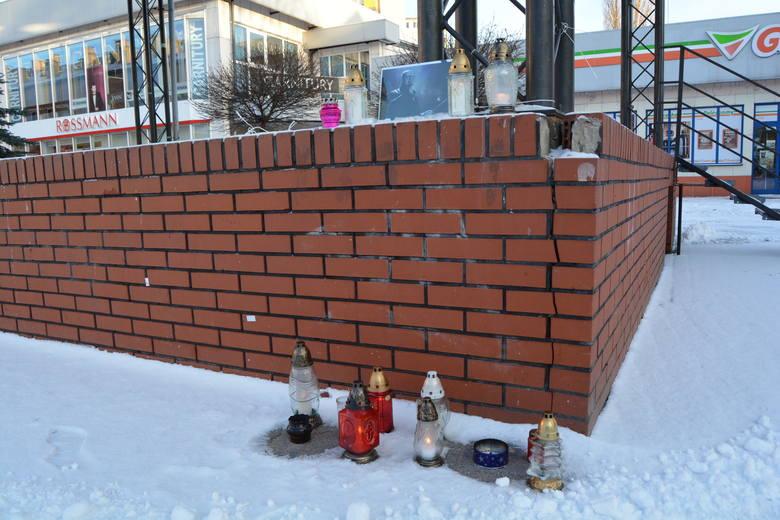 Ostrołęka. Uczcili pamięć prezydenta Gdańska Pawła Adamowicza [ZDJĘCIA]