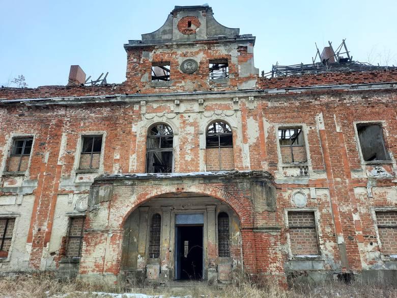 Zniszczono tyle wspaniałych zabytków w Lubuskiem. Zobaczcie, co doprowadzono do ruiny