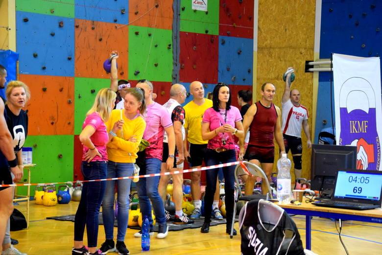 Kettlebell Games w OSiR w Skierniewicach [ZDJĘCIA, FILM]