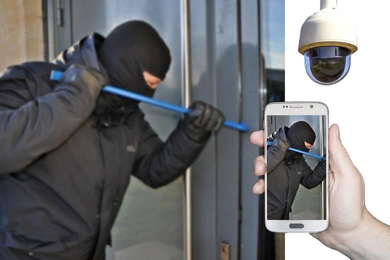 Kradzieże z włamaniem na terenie Krakowa: od 16 do 22 marca 2019 r. - 19od 16 do 22 marca 2020 r. - 20