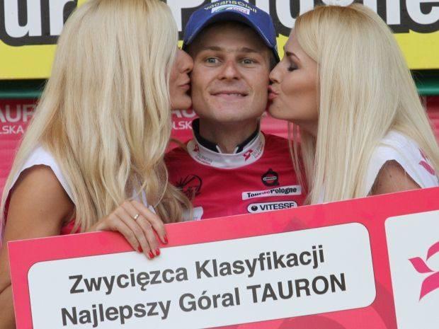 Michał Gołaś już rok temu w Tour de Pologne udowodnił, że stać go na wiele.