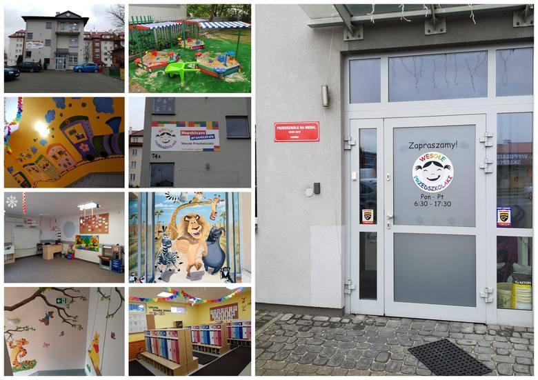 Niepubliczne Przedszkole Wesołe Przedszkolaki w Rzeszowie