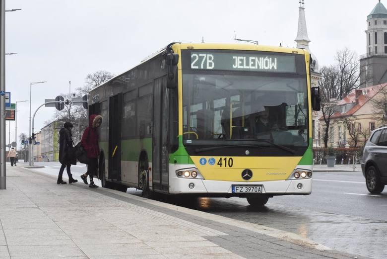 Tego nie rób w autobusach MZK! To jest zabronione podróżnym w autobusach MZK w Zielonej Górze. Sprawdź regulamin