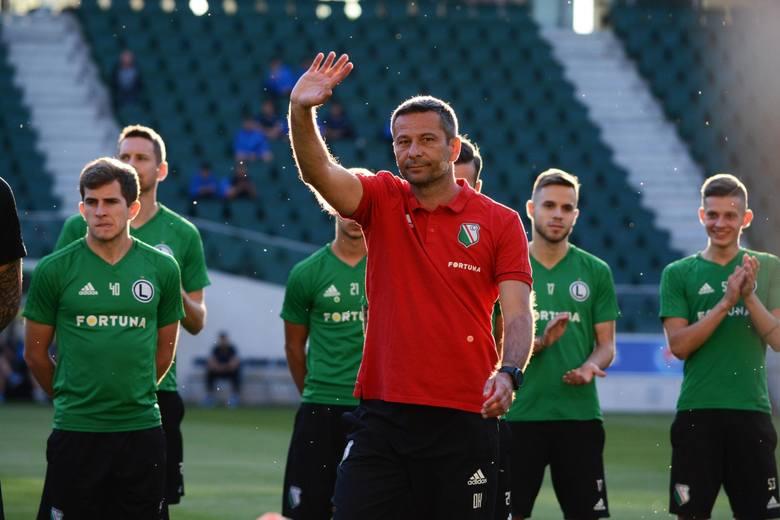Karuzela trenerska w trwającym sezonie Ekstraklasy zaczęła kręcić się wyjątkowo wcześnie. Pracę stracił już szkoleniowiec Legii Warszawa, a kluczowa