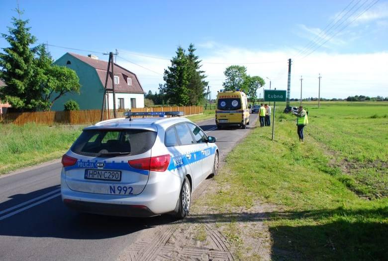 W miniony weekend policjanci zabezpieczali miejsca trzech wypadków drogowych, do których doszło na terenie powiatu chojnickiego. Do pierwszego z nich