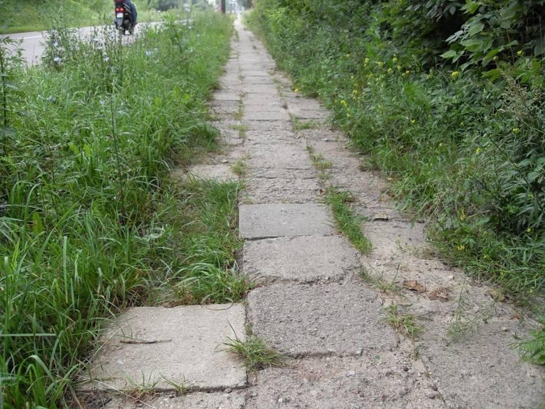 na trasie Łapy-Uhowo to pułapka