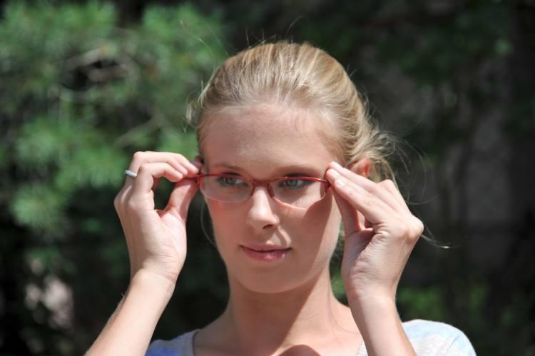Julia Pietrucha kręci serial Blondynka (zdjęcia)