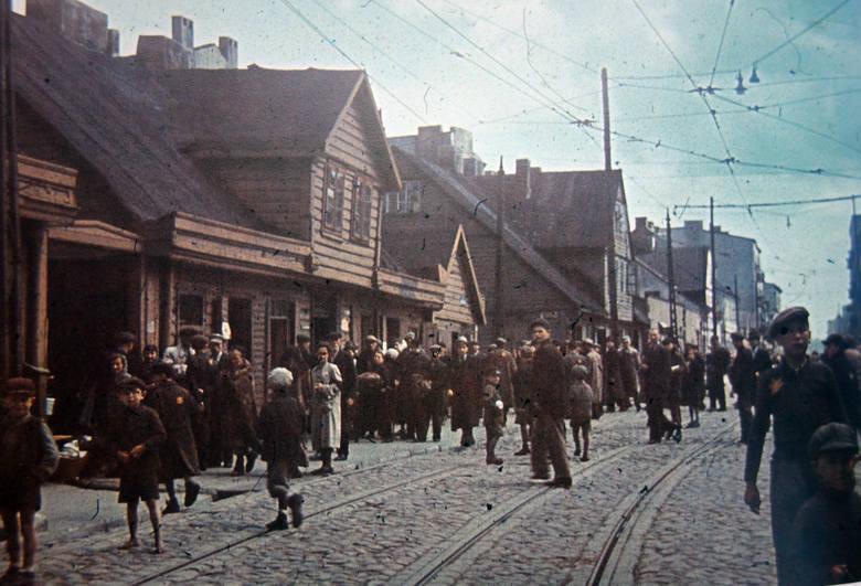 Kupiec z Bremy, który został nazwany katem getta w Łodzi