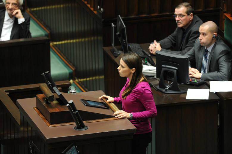 Agnieszka Pomaska skrytykowała projekt ustawy medialnej