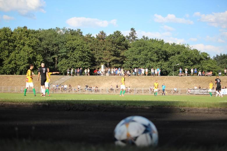 Stadion w Gubinie doczeka się m.in. porządnych, nowych trybun