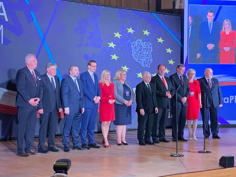 Konwencja Wyborcza Prawa i Sprawiedliwości w Białymstoku