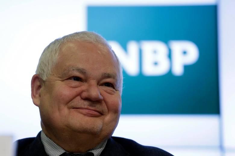 """Prezes Glapiński stwierdził, że """"dementuje"""" jakoby na rynku miałaby być bańka, jasno wyrażając pogląd, że obawy te są przesadzone."""