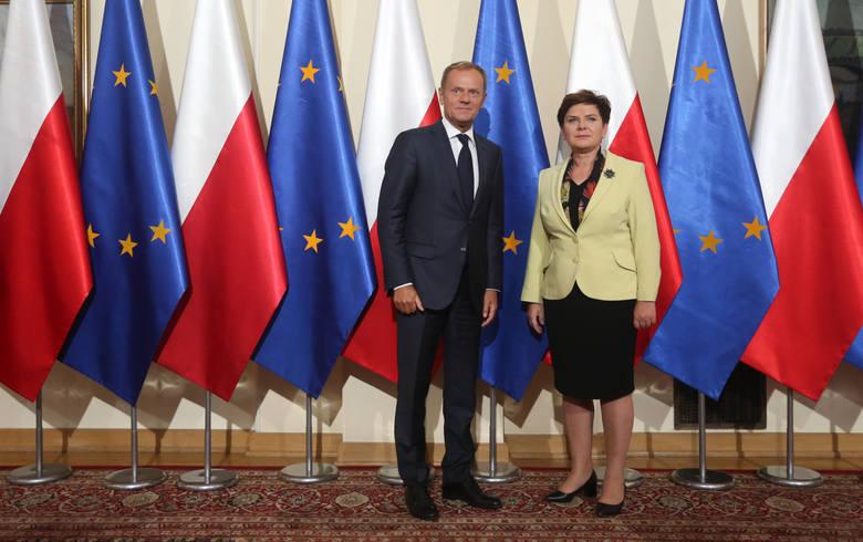 Kto szefem Rady Europejskiej? Tusk kontra Saryusz-Wolski. Polska sugeruje zerwanie szczytu UE