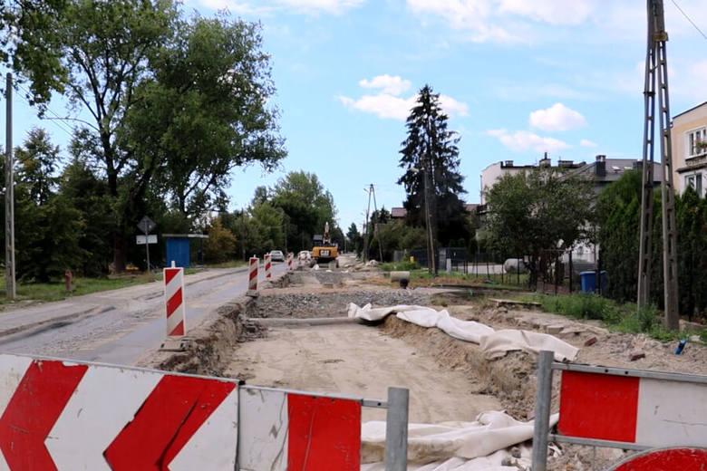 Kraków. Rozbudowa ulicy Klasztornej wkracza w kolejny etap. Co czeka kierowców?
