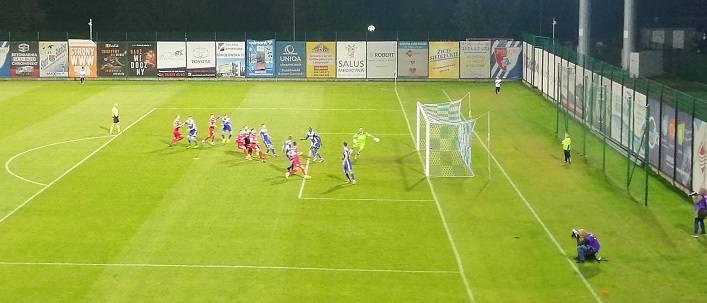 Totolotek Puchar Polski. Podbeskidzie przegrało w Siedlcach!