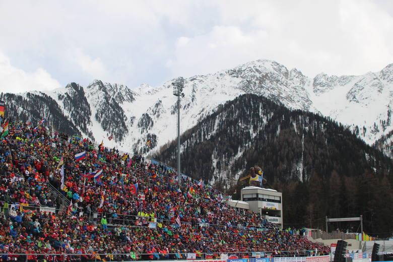 MŚ w biathlonie. W Anterselvie przebudzili się Polacy.