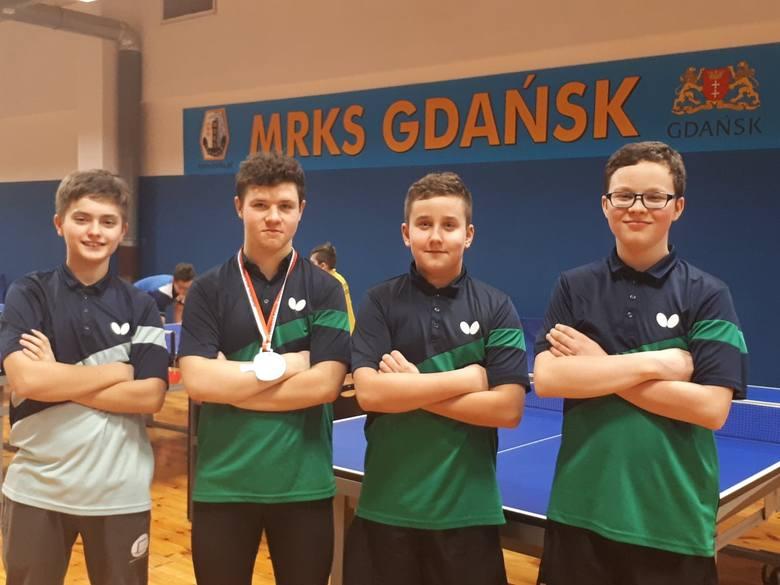 Pracowity weekend dla tenisistów z Miastka (zdjęcia)
