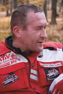 Rafał Sonik, sport motorowy