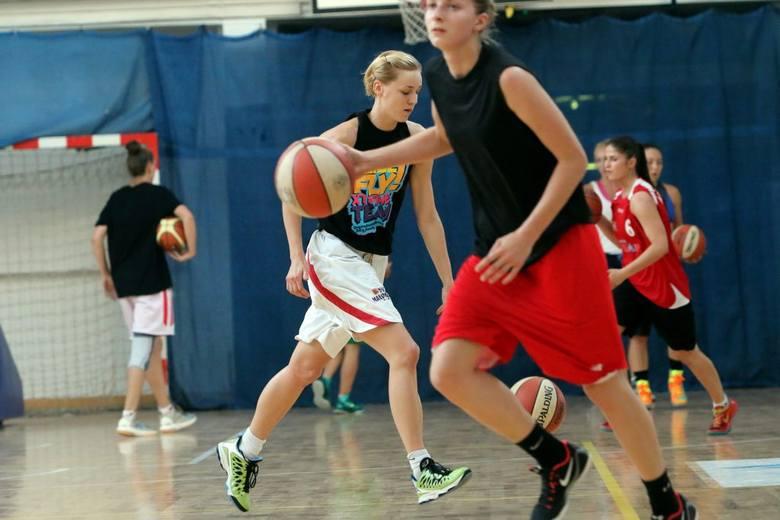 Koszykarki AZS UMCS Lublin rozpoczęły przygotowania (ZDJĘCIA)