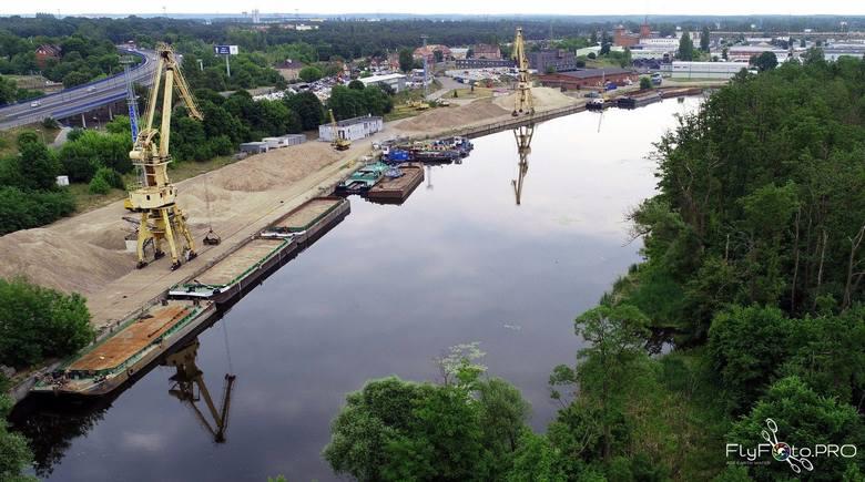 Port rzeczny w Bydgoszczy – port handlowy żeglugi śródlądowej, położony na rzece Brdzie w Bydgoszczy, należący do przedsiębiorstwa Żegluga Bydgoska.