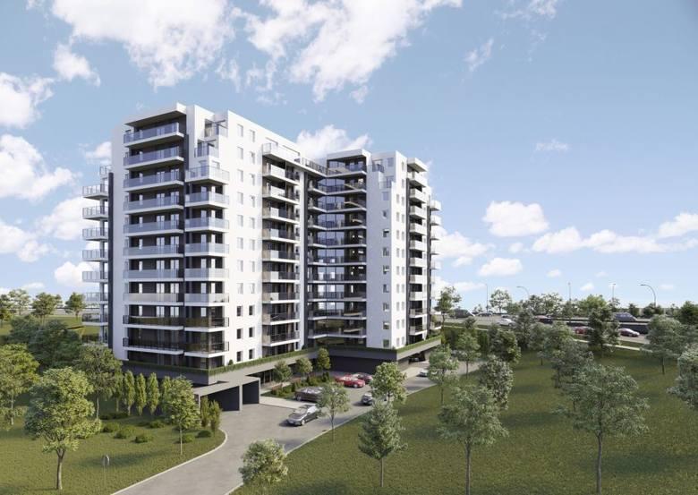 Panorama Białystok przy ul. Knyszyńskiej 8 a (apartamentowiec)Mieszkania na sprzedaż oferowane są bezpośrednio przez IG sp. z o.o. Sp.k.Inwestycja nawiązuje