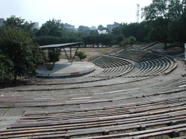Amfiteatr w 2002 roku
