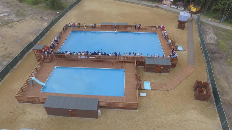 Przez wakacje z basenów skorzystało ponad 10 tys. osób