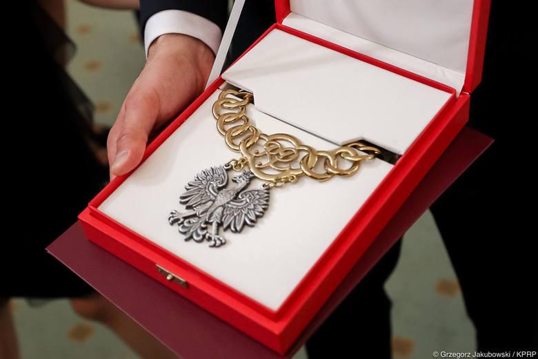 Łańcuch sędziowski jest jednym z najbardziej rozpoznawalnych symboli władzy sądowniczej