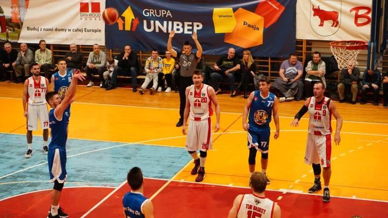 Mecz Tur Basket Bielsk Podlaski -  Hydro Truck Sky Tattoo II Radom