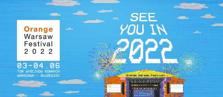Orange Warsaw Festival został przełożony na 2022 rok