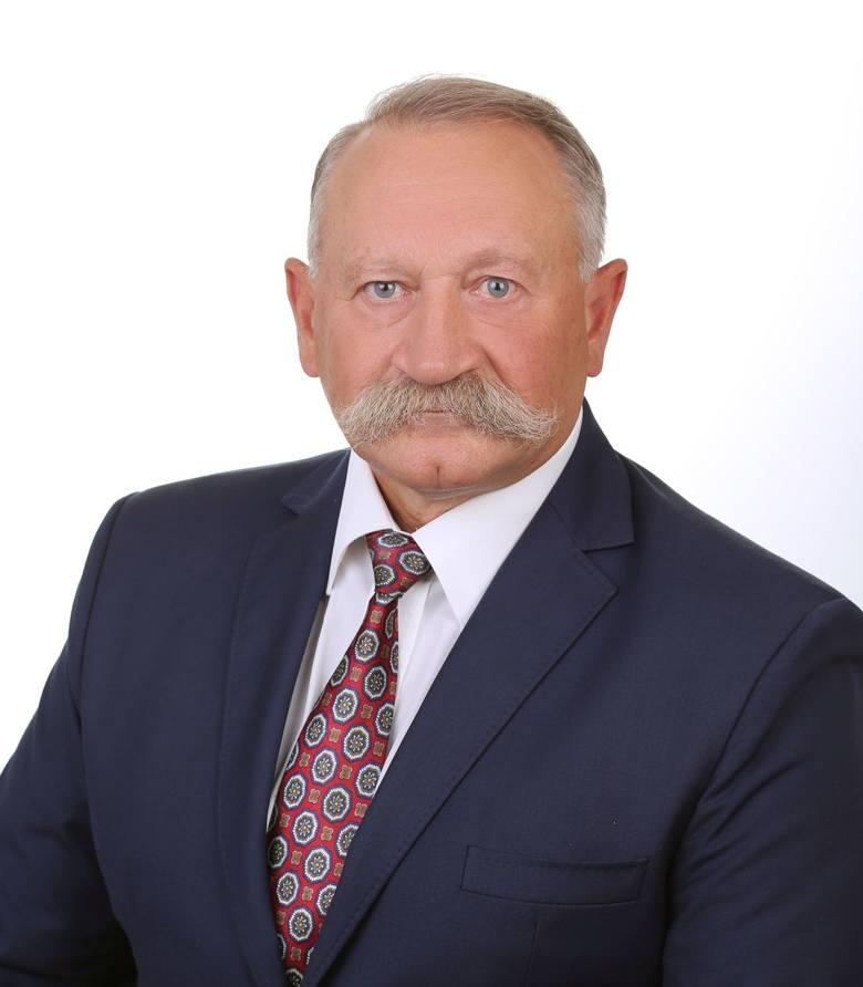 Andrzej Jankowski, 60 lat, okręg nr 2