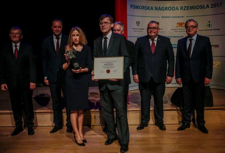 Pomorska Nagroda Rzemiosła 2017. Pomorscy rzemieślnicy nagrodzeni za osiągnięcia [ZDJĘCIA]
