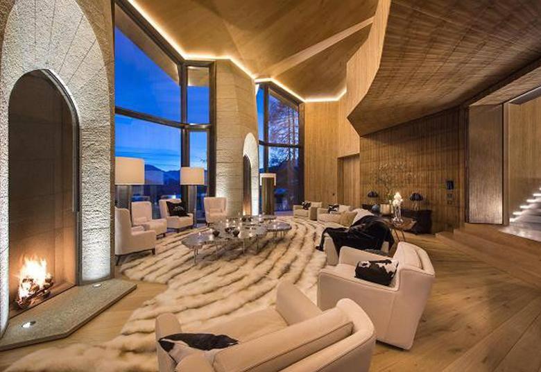 Luksusowa willa Jana Kulczyka w Alpach jest na sprzedaż