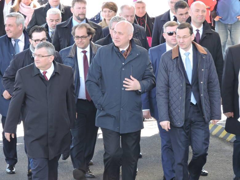 Morawiecki: Tunel będzie jak najszybciej. Jest umowa