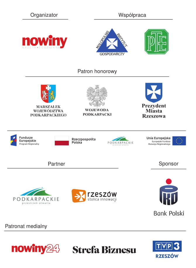 Złota Setka Firm Podkarpacia - przyjmujemy zgłoszenia do XIII Rankingu Największych Firm Podkarpacia.