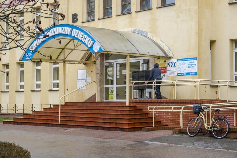 Miasto Bielsk Podlaski wspomogło szpital powiatowy [ZDJĘCIA, WIDEO]