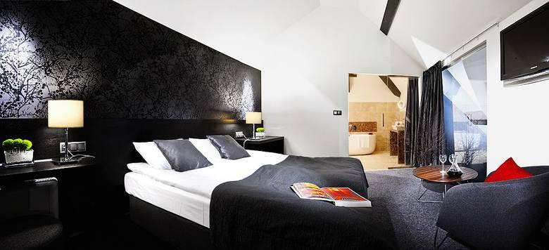 Tak wygląda jeden z przykładowych pokoi przygotowanych dla kadrowiczów i gości Hotelu Remes Opalenica.