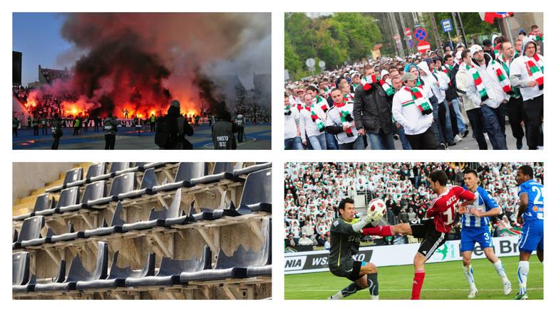 3 maja 2011 roku w Bydgoszczy rozegrano finałowy mecz Pucharu Polski. Starcie Legii Warszawa z Lechem Poznań zakończyło się wygraną legionistów (1:1,