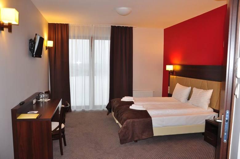 W hotelu jest 48 pokoi i trzy apartamenty.